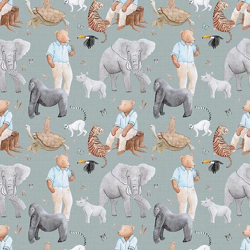 David Attenbear (Shorts & Bummies)