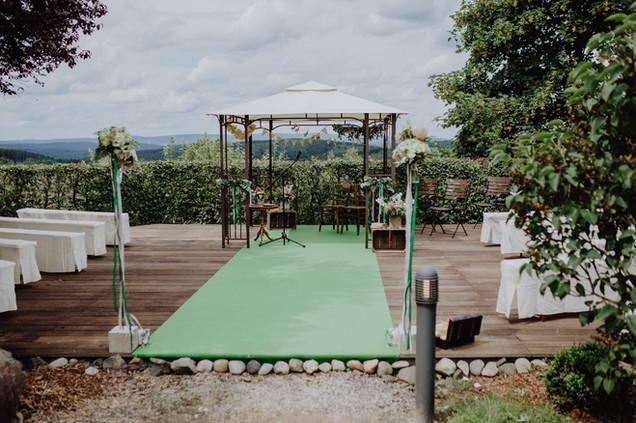Hochzeit Hotel Albus