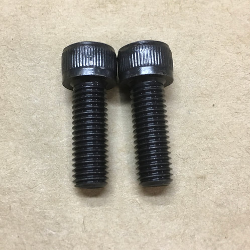 Front Spindle Clamp Nut Bolt