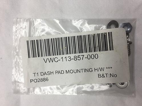 1968-1977 Dash Pad Installation Fasteners