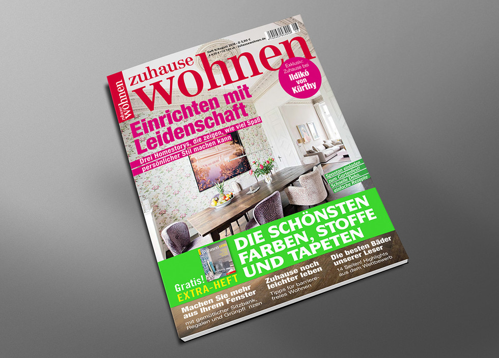 Wohnmagazin