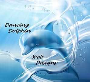 Dancing Dolphin Web Design logo.