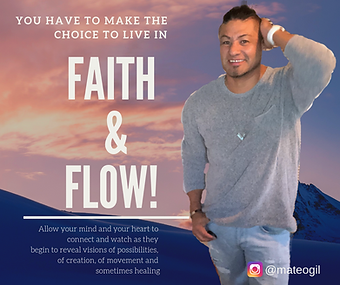 Matt Gil Choose Faith and Flow