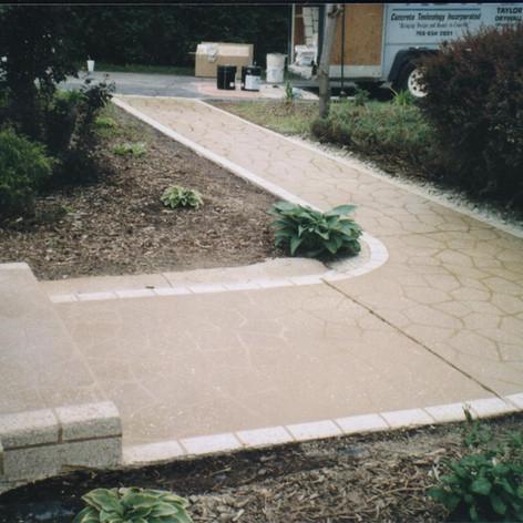Sildwalk/walkway