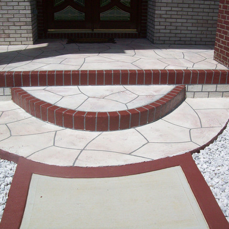 Stone Classic Floor System_Entrance
