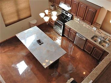 Reflective Flooring
