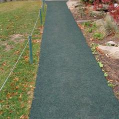 Soft Golf Course Walking path