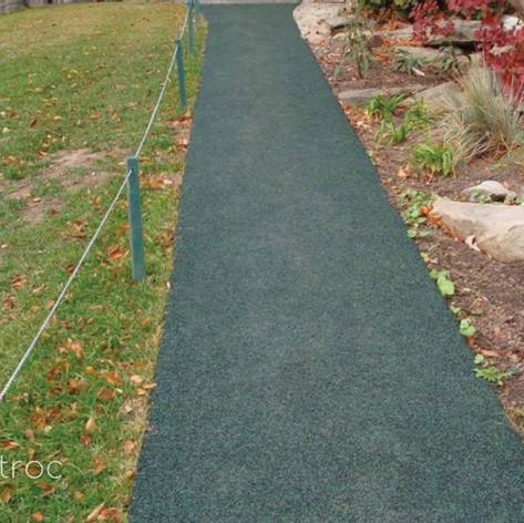 Soft Golf Course Walking path
