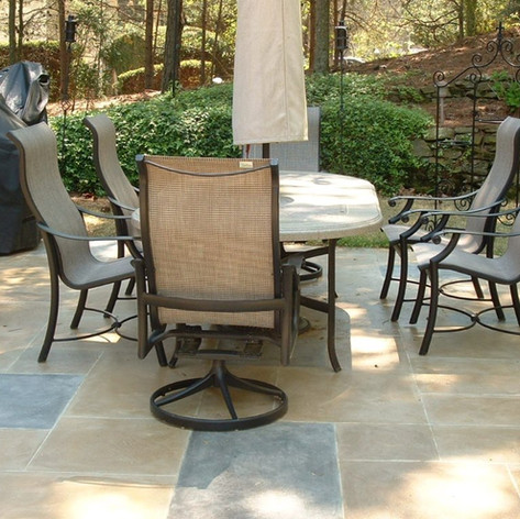 Stone Classic Floor System_Patio