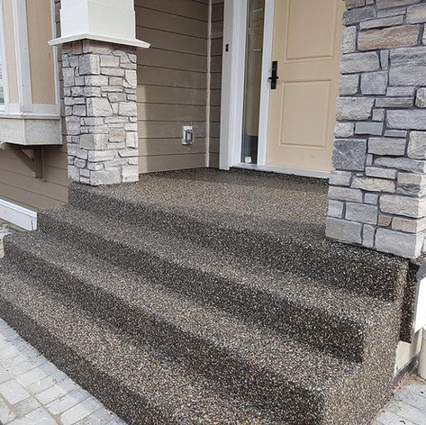 Natural stone-Enterance-Stairs