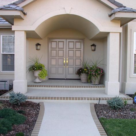 Hallmark Floor System_Entrance_Walkway
