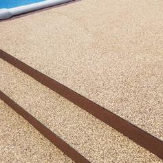 Soft Pool Deck