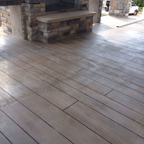 Hallmark Floor System_Wood Look Application_Patio