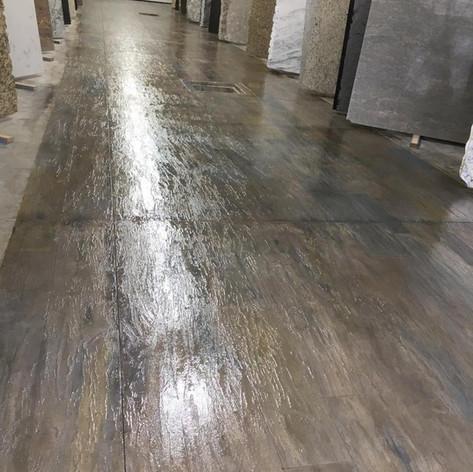 Hallmark Floor System_Wood Look Application_Store Floor