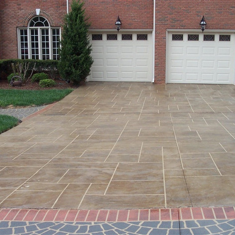 Stone Classic Floor System_Driveway
