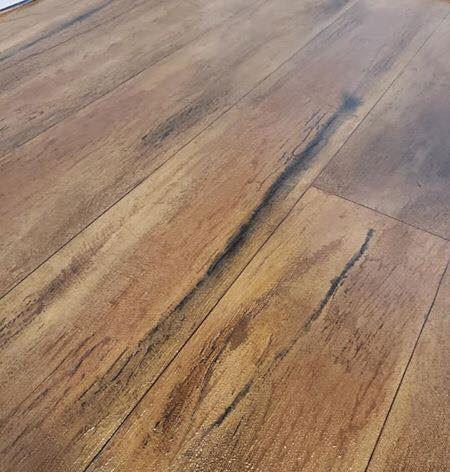 Wood LoHallmark Floor System_Wood Look Application_Room Floorok Floor_Indoor