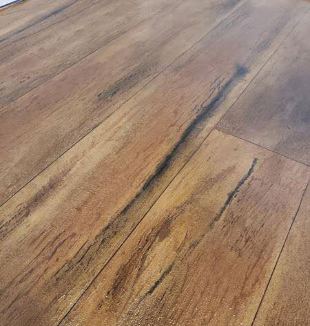 Wood LoHallmark Floor System_Wood Look Application_Room Floorok Floor_Indoor