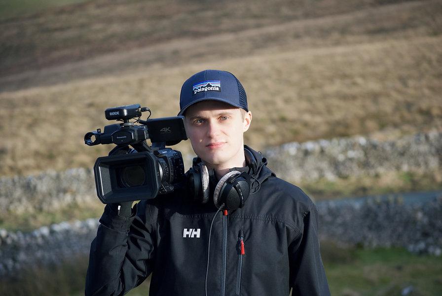 Ben Redhead Camera Operator