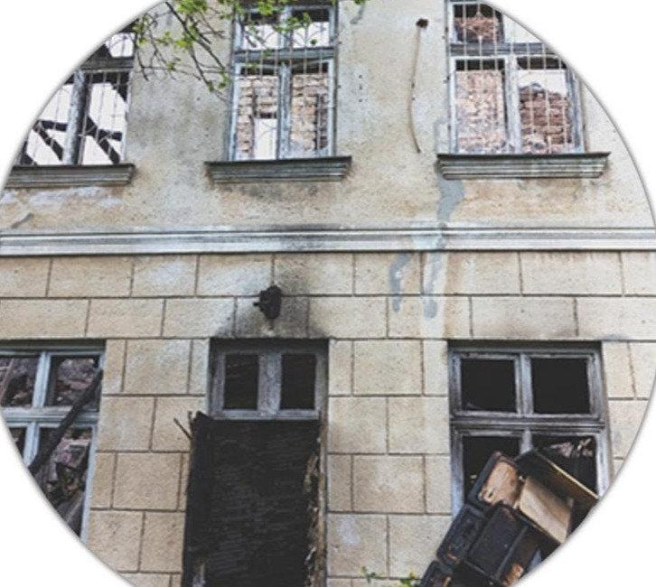 Fire/ Smoke Damage Mitigation
