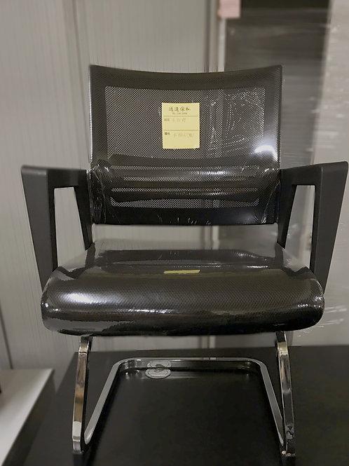 二手黑色會議椅