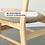 Thumbnail: 橡膠實木法式麵包椅