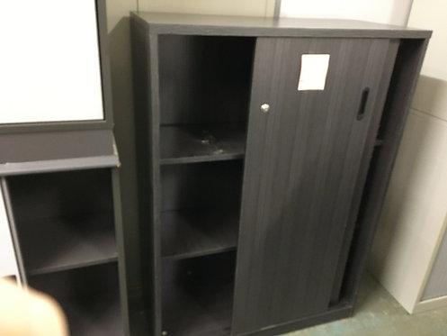 二手三層黑色文件櫃