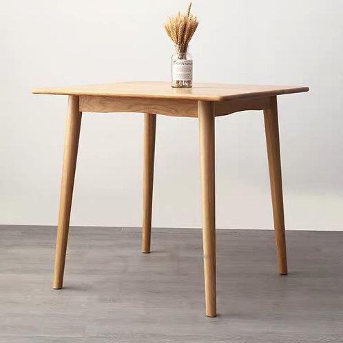 Hem! 方形橡木餐桌