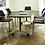 Thumbnail: 二手摺疊辦公桌 會議桌(淺木紋色/白色)