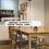 Thumbnail: 日式橡木餐桌