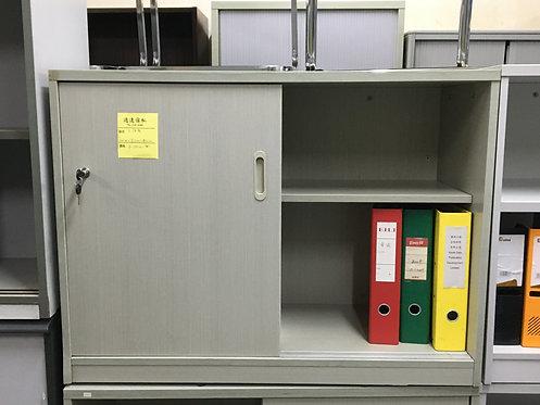 二手雙層文件櫃