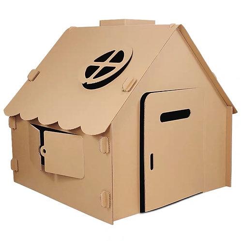 Hem! 小朋友秘密基地 Cardboard playhouse for Kids