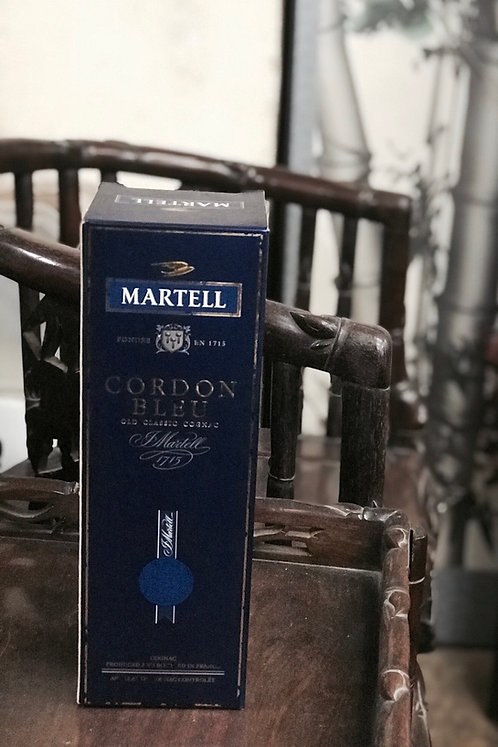 25年舊酒 馬爹利 - 藍帶干邑 Martell - Cordon Bleu