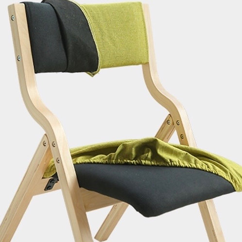 Hem! 摺疊小波浪餐椅