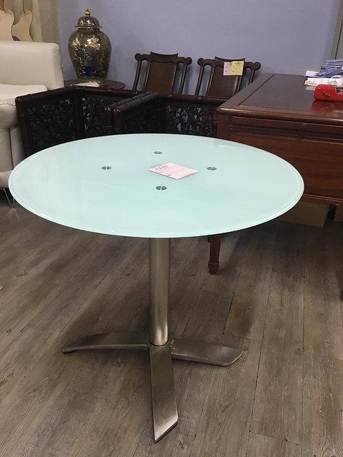 二手可摺疊玻璃會議桌(已售 SOLD)