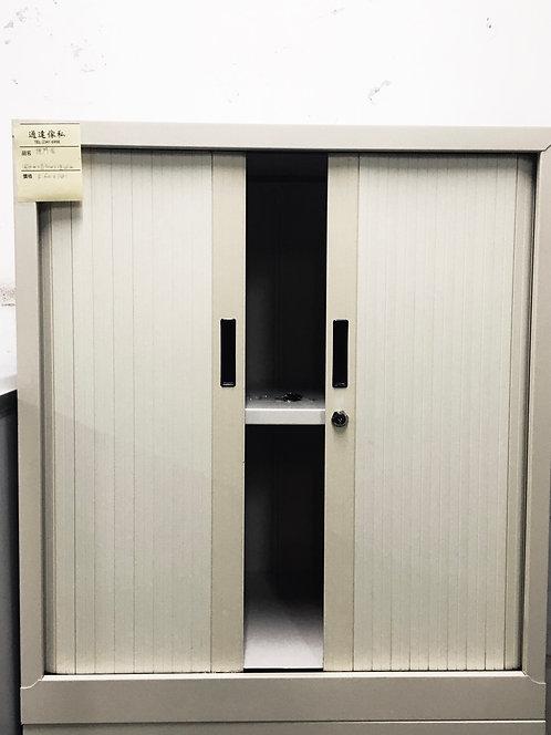 二手小型捲門文件櫃