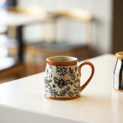 Hem! 美式復古咖啡杯