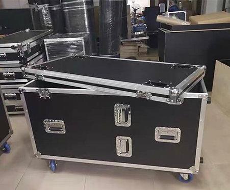 二手道具音響器材箱 舞台箱鋁合金