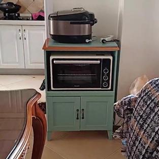 可拉出廚房收納櫃