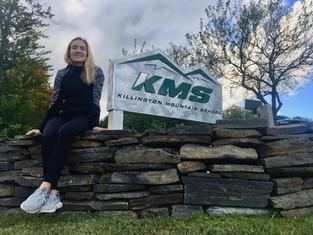 Elle Anderson joins Killington Mountain School as Cycling Coach