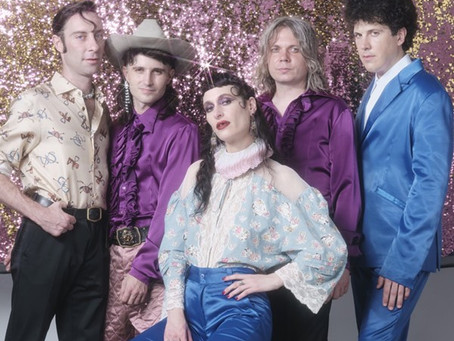 The Black Lips soundtrack 'a world that's falling apart'