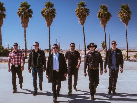 Phoenix Cumbia Fusión Band LAS CALAKAS Announce Debut Full-Length