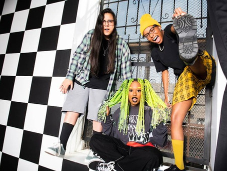 Fast-rising pop-punk trio Meet Me @ the Altar got their start in Orlando