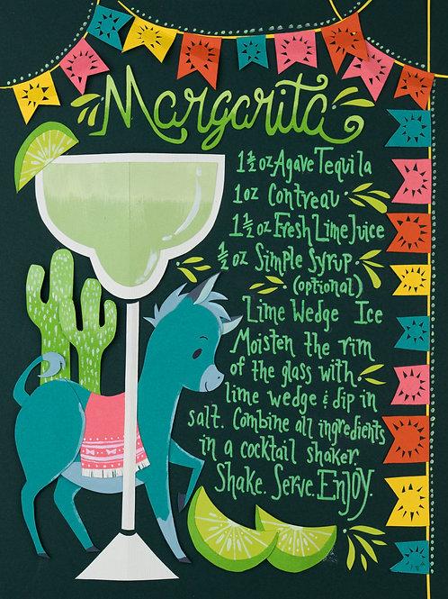 Art Print: Margarita