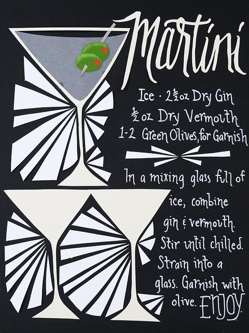 Art Print: Martini
