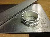 Filing Ring Edges