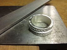 Filing Ring Edges