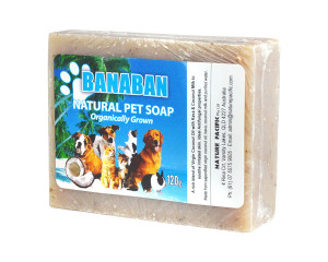 """用""""斐濟島椰油手工皂""""和牠一起變漂亮!"""