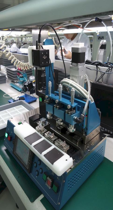 Automatic Hands Setting Machine