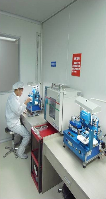 Swiss Automatic Stem Cutting Machine