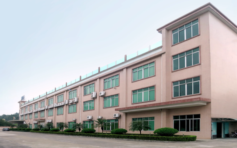 Ching Chi China Offices Complex Factory